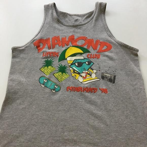 ec05fb99b8a4c Diamond Supply Co. Shirts